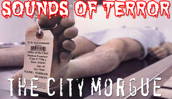 The City Morgue ...